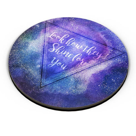 Starry Night | Coldplay Fridge Magnet Online India