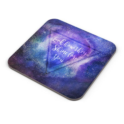 Starry Night | Coldplay Coaster Online India