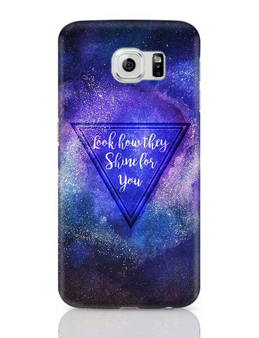 Starry Night | Coldplay Samsung Galaxy S6 Covers Cases Online India