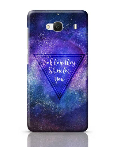 Starry Night | Coldplay Redmi 2 / Redmi 2 Prime Covers Cases Online India