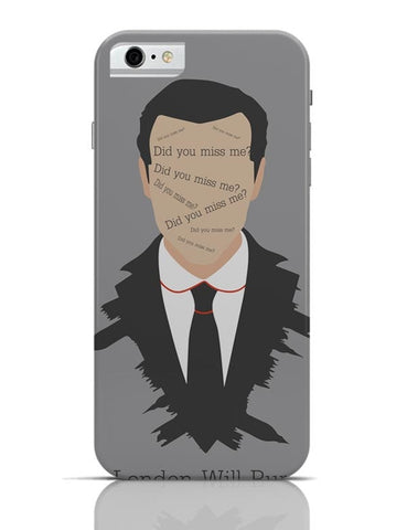 Miss him? iPhone 6 / 6S Covers Cases