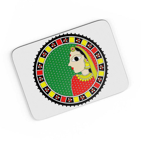 Madhubani  A4 Mousepad Online India
