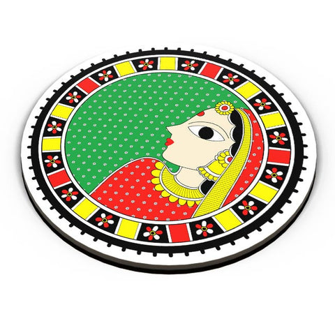 Madhubani  Fridge Magnet Online India