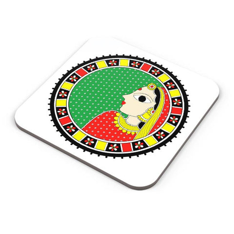 Madhubani  Coaster Online India