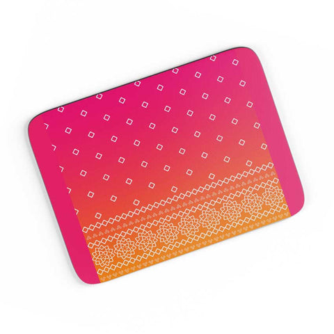 Rajasthani  pattern A4 Mousepad Online India