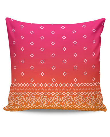 Rajasthani  pattern Cushion Cover Online India
