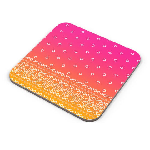 Rajasthani  pattern Coaster Online India