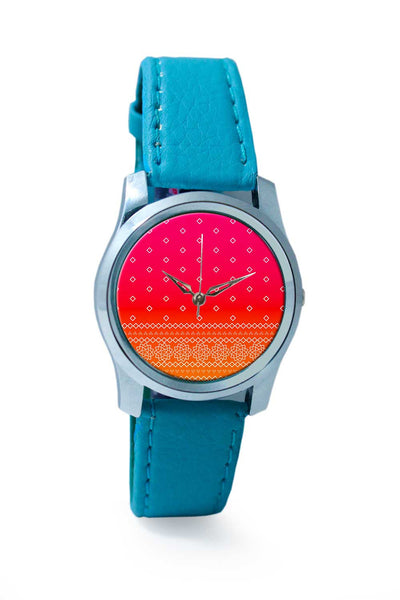 Women Wrist Watch India | Rajasthani pattern Wrist Watch Online India