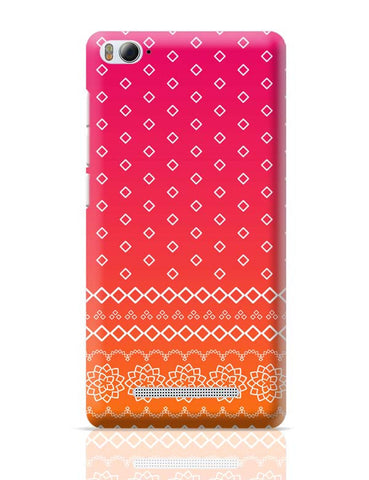 Rajasthani  pattern Xiaomi Mi 4i Covers Cases Online India