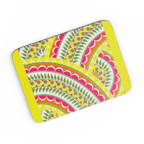 Henna pattern A4 Mousepad Online India