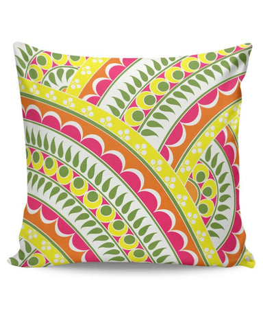 Henna pattern Cushion Cover Online India