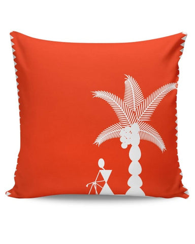 Warli Cushion Cushion Cover Online India
