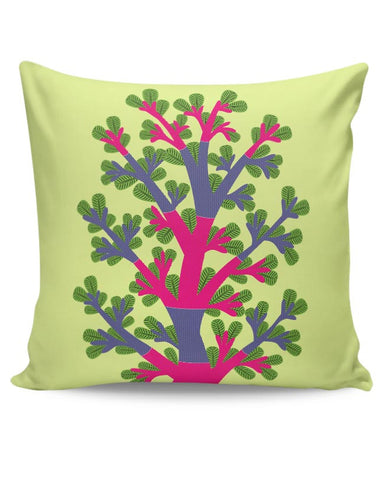 Gond Tree Cushion Cover Online India