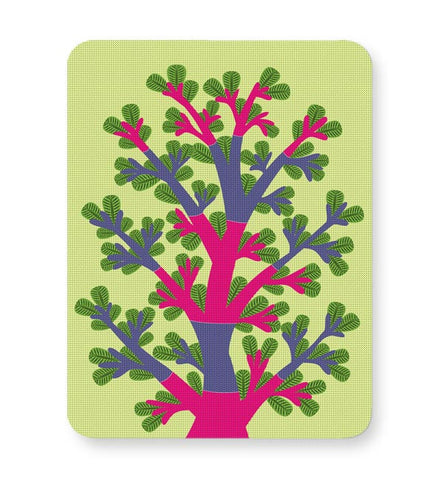 Gond Tree Mousepad Online India