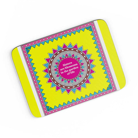 Sisters A4 Mousepad Online India