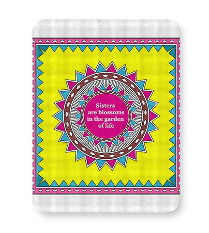 Rakshabandhan ,Rakhi, Sisters, Siblings Mousepad Online India