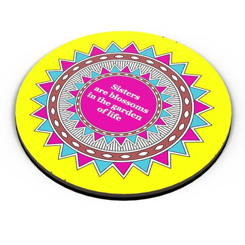 Rakshabandhan ,Rakhi, Sisters, Siblings Fridge Magnet Online India