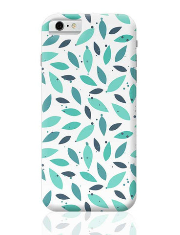 Leave Pattern iPhone 6 / 6S Covers Cases