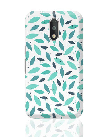 Leave Pattern Moto G4 Plus Online India