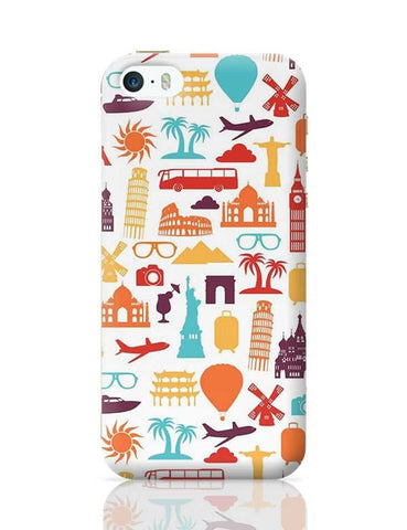 A tour to world iPhone 5/5S Covers Cases Online India
