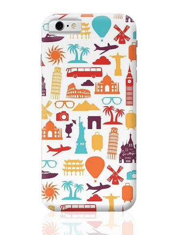 A tour to world iPhone 6 6S Covers Cases Online India