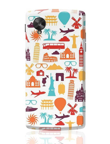 A tour to world Google Nexus 5 Covers Cases Online India