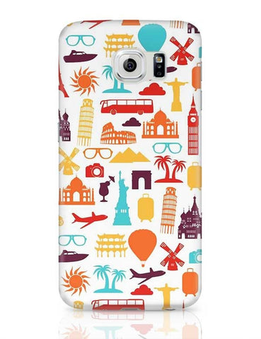A tour to world Samsung Galaxy S6 Covers Cases Online India