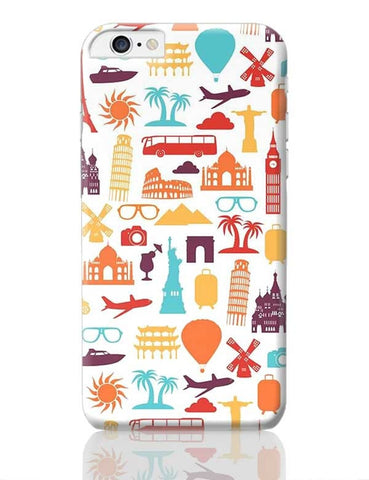 A tour to world iPhone 6 Plus / 6S Plus Covers Cases Online India