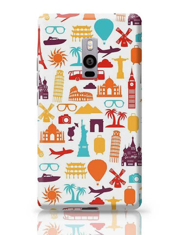 A tour to world OnePlus Two Covers Cases Online India
