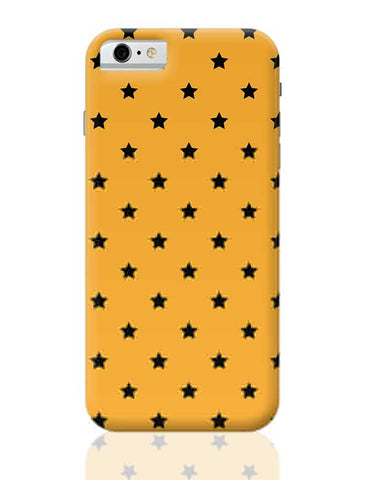 Black Stars iPhone 6 / 6S Covers Cases