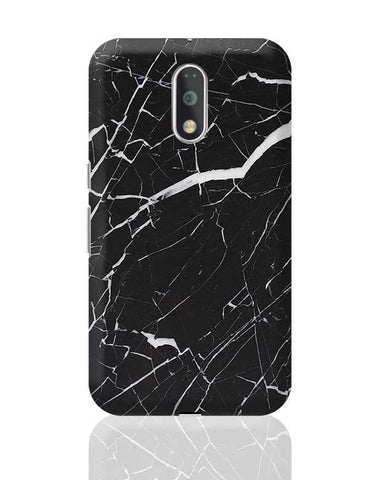 Black Granite Marble Moto G4 Plus Online India