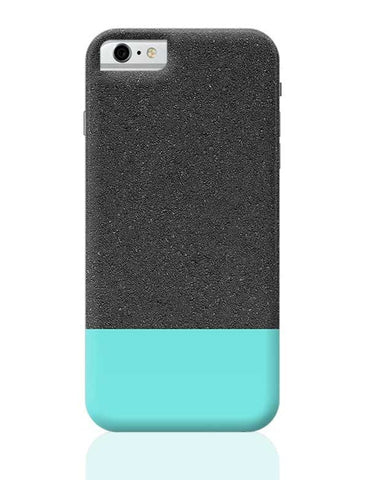 Blue & Black texture iPhone 6 / 6S Covers Cases