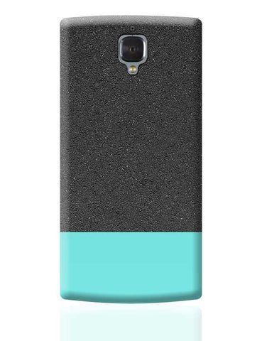 Blue & Black texture OnePlus 3 Covers Cases Online India