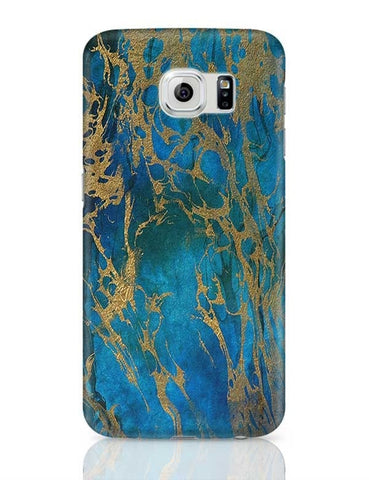 Blue Marble Glossy Samsung Galaxy S6 Covers Cases Online India