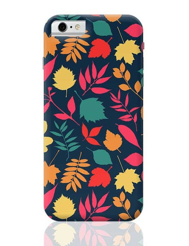 Autumn Leaf Pattern iPhone 6 / 6S Covers Cases