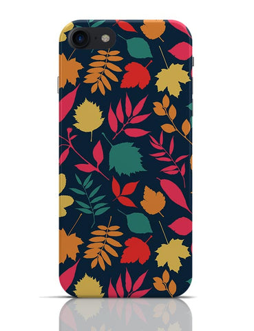 Autumn Leaf Pattern iPhone 7 Covers Cases Online India