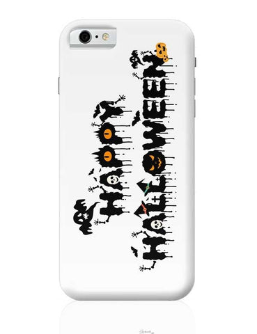 Happy Halloween iPhone 6 / 6S Covers Cases