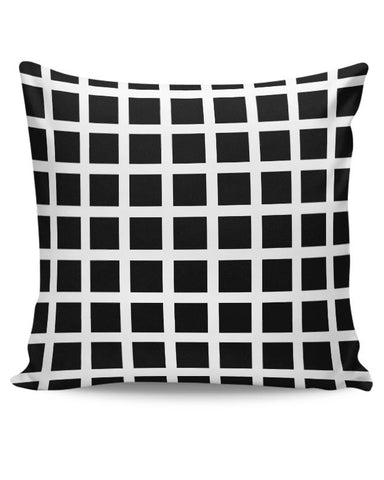 white stripe pillow cover Cushion Cover Online India