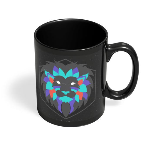 Gallant Black Coffee Mug Online India