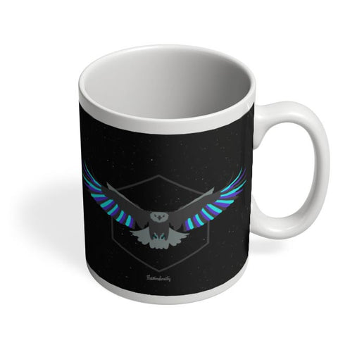 Magnanimous (Blue) Coffee Mug Online India