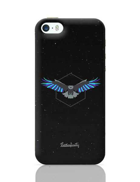 Magnanimous (Blue) iPhone 5/5S Covers Cases Online India