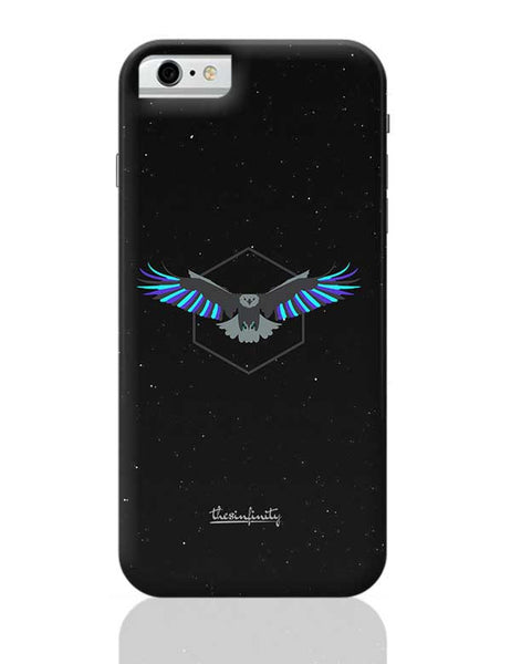 Magnanimous (Blue) iPhone 6 6S Covers Cases Online India