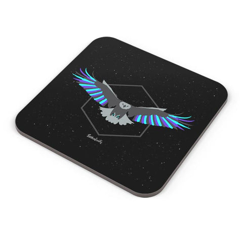 Magnanimous (Blue) Coaster Online India