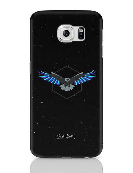 Magnanimous (Blue) Samsung Galaxy S6 Covers Cases Online India