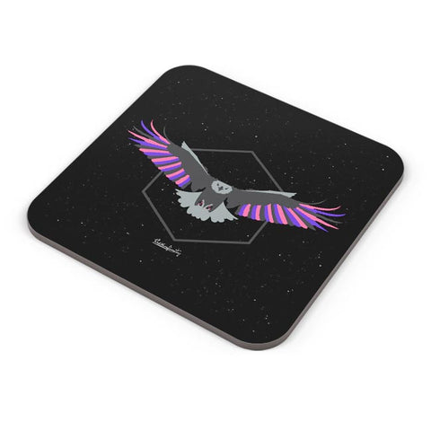 Magnanimous (Pink) Coaster Online India