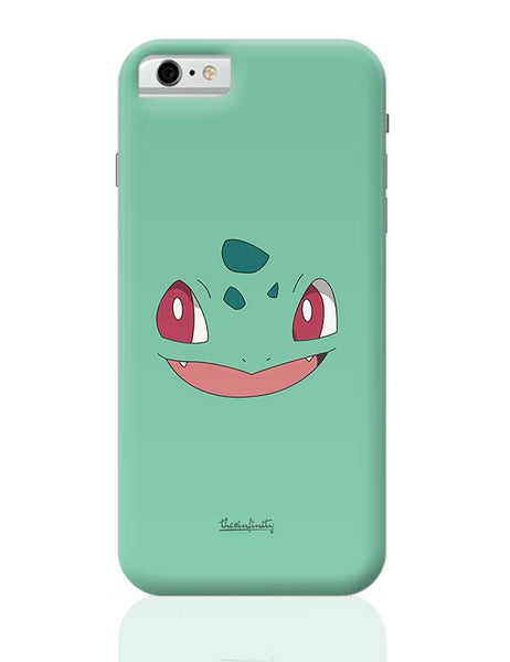 Bulbasaur (Face) iPhone 6 6S Covers Cases Online India