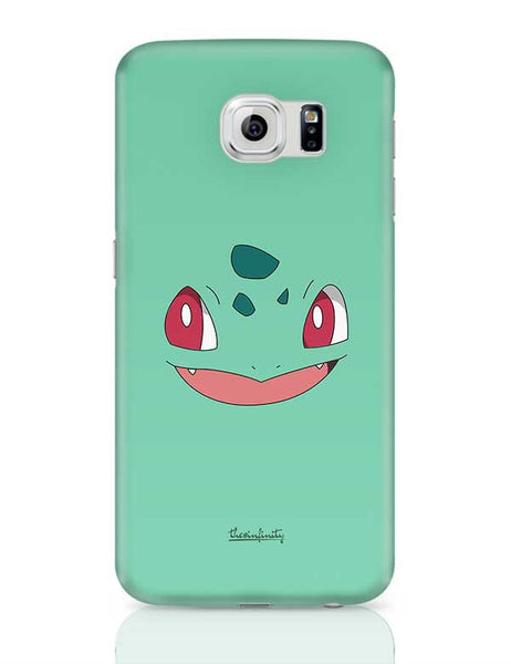 Bulbasaur (Face) Samsung Galaxy S6 Covers Cases Online India
