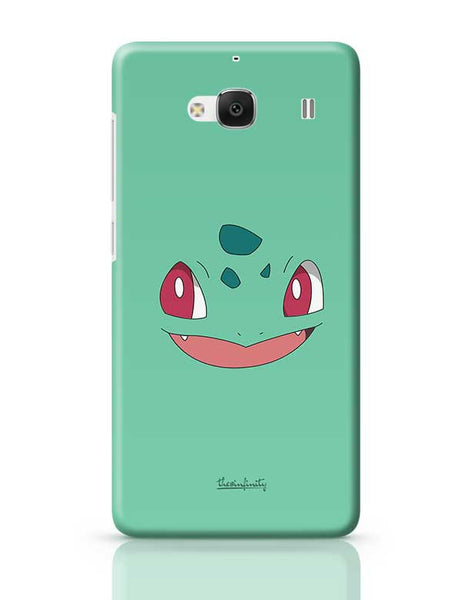 Bulbasaur (Face) Redmi 2 / Redmi 2 Prime Covers Cases Online India