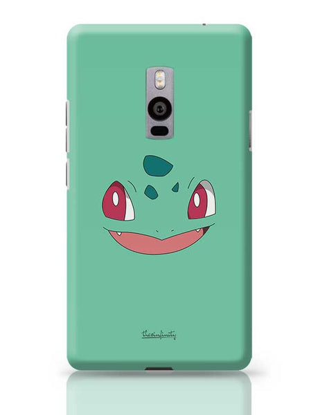 Bulbasaur (Face) OnePlus Two Covers Cases Online India