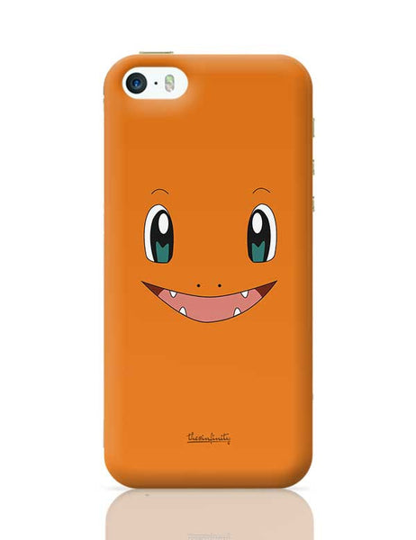 Charmander (Face) iPhone 5/5S Covers Cases Online India